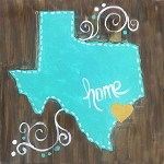 Texas Home Art Kit