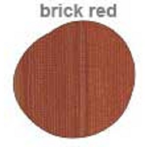 Brick Red Acrylic Paint
